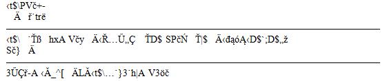 Příklad strojového kódu